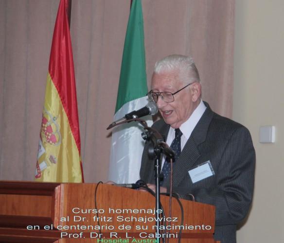 Dr. R. L. Cabrini